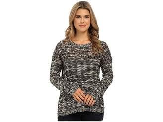 BB Dakota Marion Drop Needle and Lurex Sweater Women's Sweater