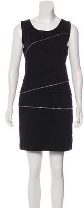 MICHAEL Michael Kors Zip-Accented Mini Dress