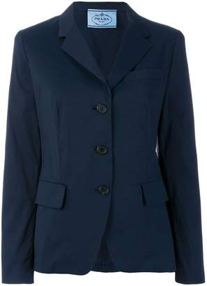 Prada classic blazer