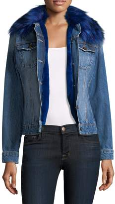Driftwood Jeans Women's Geena Embroidered Jacket