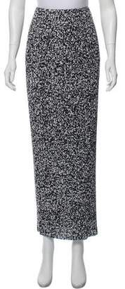 SOLACE London Abstract Print Maxi Skirt w/ Tags