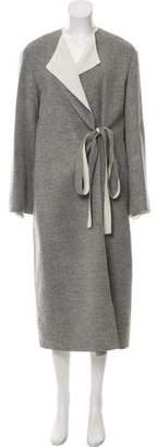 Adeam Alpaca & Wool-Blend Coat