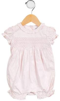 Ralph Lauren Girls' Ruffle-Trimmed All-In-One w/ Tags