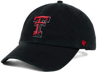 '47 Texas Tech Red Raiders Ncaa Clean-Up Cap