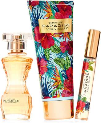 N. Sofia Vergara 1 oz. Tempting Paradise 3-Piece Fragrance Set