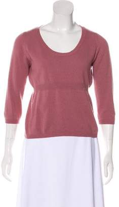 Marni Cashmere Long Sleeve Top