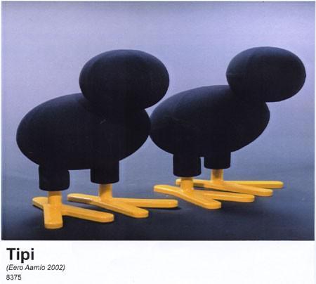 Adelta - tipi chair by eero aarnio
