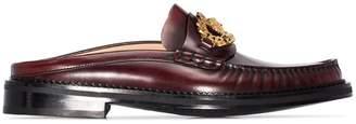 Versace Scott slip-on loafers