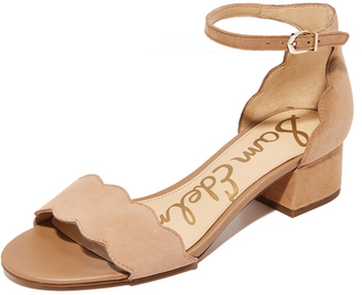 Sam Edelman Inara City Sandals $120 thestylecure.com