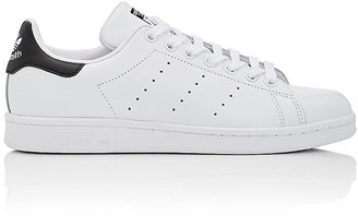 adidas Women's Women's Stan Smith Leather Sneakers $75 thestylecure.com