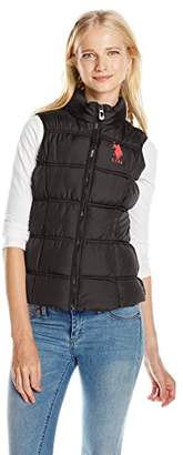 U.S. Polo Assn. Junior's Basic Bubble Vest