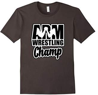 Arm Wrestling Champ Wrestlers Training Workout T-Shirt