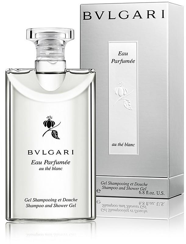 Bulgari BVLGARI Eau Parfumée Au Thé Blanc Shampoo & Shower Gel