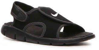 Nike Sunray Adjust 4 Toddler & Youth Sandal - Girl's