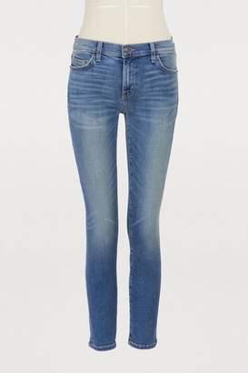 Current/Elliott Current Elliott The Stiletto standard jeans