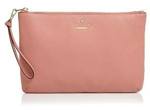 Kate Spade Jackson Street Finley Leather Wristlet