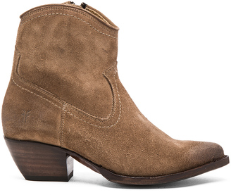 Frye Sacha Short Boot $328 thestylecure.com