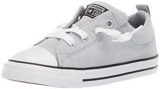 f668ebccec80 Converse Boys Infant Chuck Taylor All Star Street Knotted Laces Slip On  Sneaker