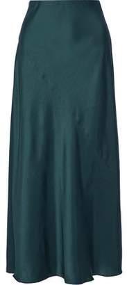 Bailey 44 Succubus Satin Maxi Skirt