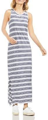 Vince Camuto Bistro Stripe Maxi Tank Dress