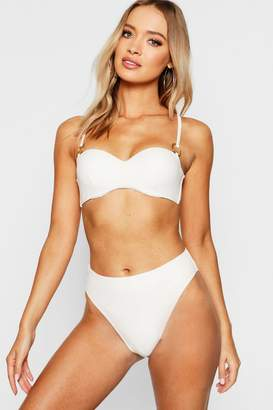 boohoo Mix & Match High Cut Brief