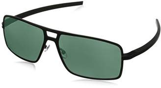 Tag Heuer Unisex-Adult 66 0987 305 621503 66 0987 305 621503 Polarized Square Sunglasses