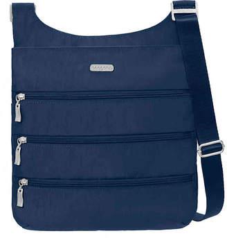 Baggallini Big Zipper Crossbody Bag - Women's