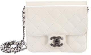 Chanel Mini Crossing Times Flap Bag