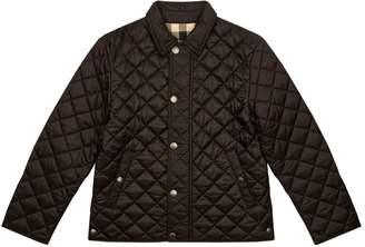 Burberry Quilted Jacket (4 Years - 12 Years)