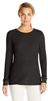 Fruit of the Loom Women's Waffle Thermal Underwear Top