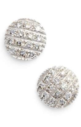 Ralph Lauren Dana Rebecca Designs 'Lauren Joy' Diamond Disc Stud Earrings