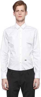 DSQUARED2 Cotton Poplin Shirt