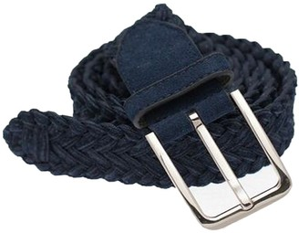 The Tie Bar Suede Braided