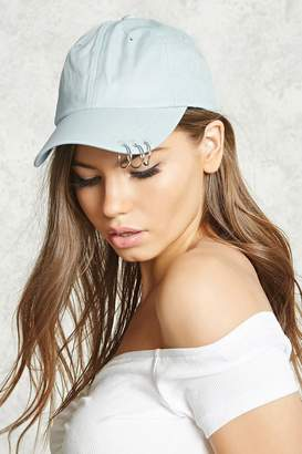 Forever 21 O-Ring Baseball Hat