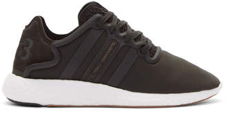 Y-3 Green Yohji Run Sneakers