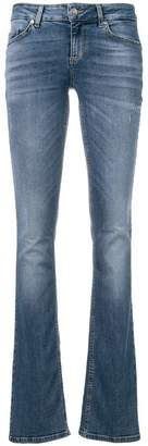 Liu Jo faded straight leg jeans