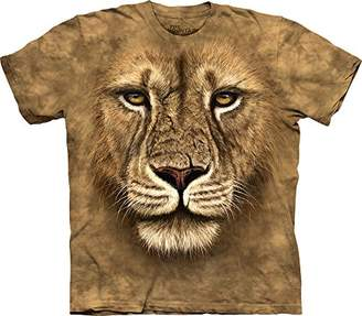 The Mountain Men's Lion Warrior T-Shirt