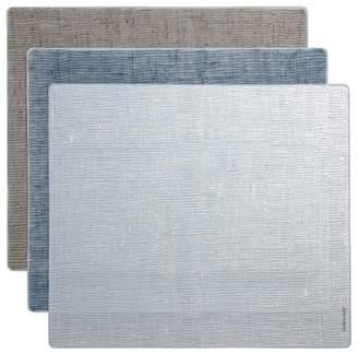 """Modern Twist Linen Placemat, 14"""" x 16"""""""