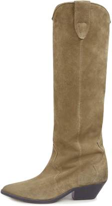 Isabel Marant Denvee Boot in Taupe