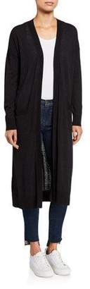 Velvet Deb Lux Cotton Belted Duster Cardigan