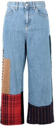 Au Jour Le Jour Denim pants - Item 42696662PL