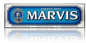 Marvis Women's Aquatic Mint Toothpaste