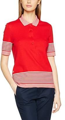 Lacoste Women's PF2299 Polo Shirt,(Manufacturer Size: )
