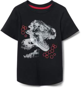 Crazy 8 Crazy8 Toddler Dino Skull Tee