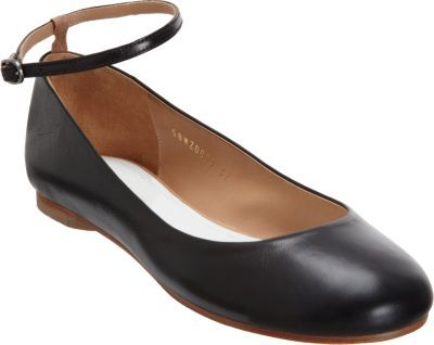 Maison Martin Margiela Ankle Strap Ballet Flat