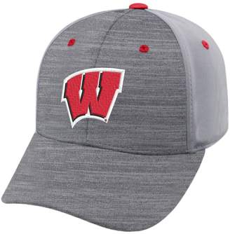NCAA Kohl's Adult Wisconsin Badgers Steam Performance Adjustable Cap
