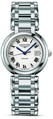 Longines PrimaLuna Automatic Watch, 30mm $1,675 thestylecure.com