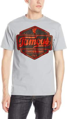 Famous Stars & Straps Men's Top Choice T-Shirt