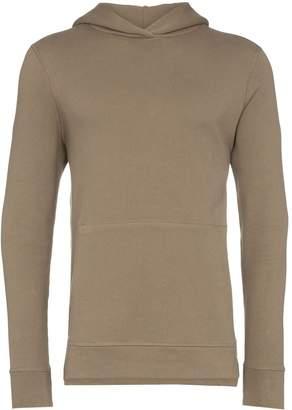 John Elliott side-zip hooded sweatshirt