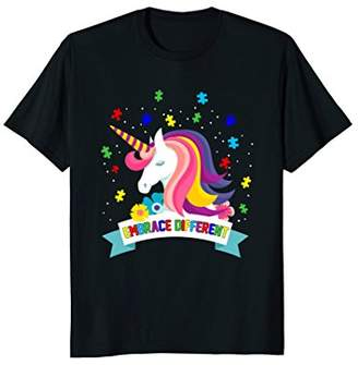 Autism Awareness Shirt Unicorn Autism Puzzle Piece